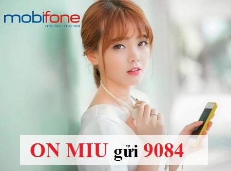 gói MIU của Mobifone