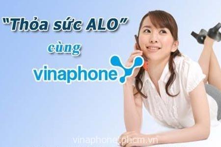 Gói cước Alo và Smart Vinaphone được tặng 100% phí trả sau