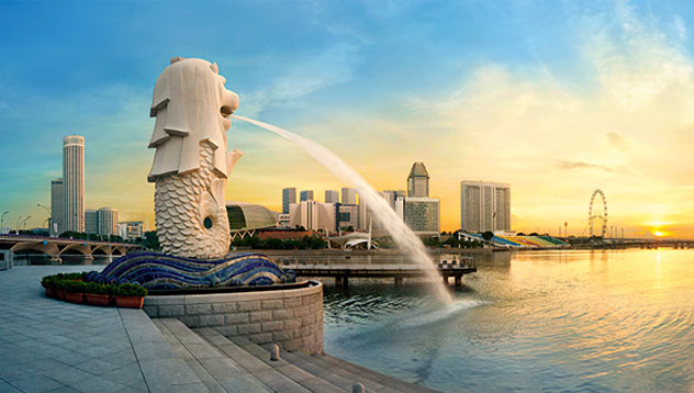 vé máy bay đi Singapore giá rẻ