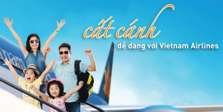 cách săn vé máy bay giá rẻ VietNamAirlines