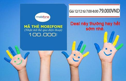 Mua thẻ Mobifone online