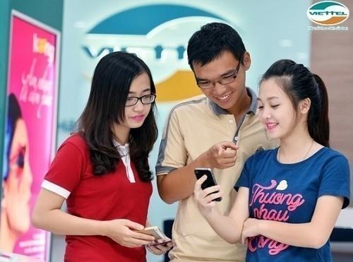 hướng dẫn mua thẻ viettel bằng sms