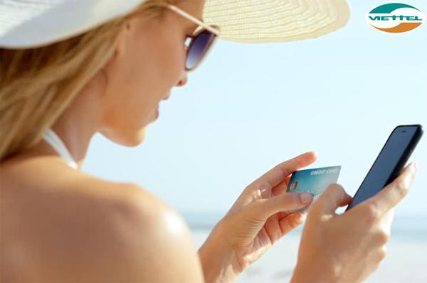 cách nạp tiền điện thoại viettel qua bankplus