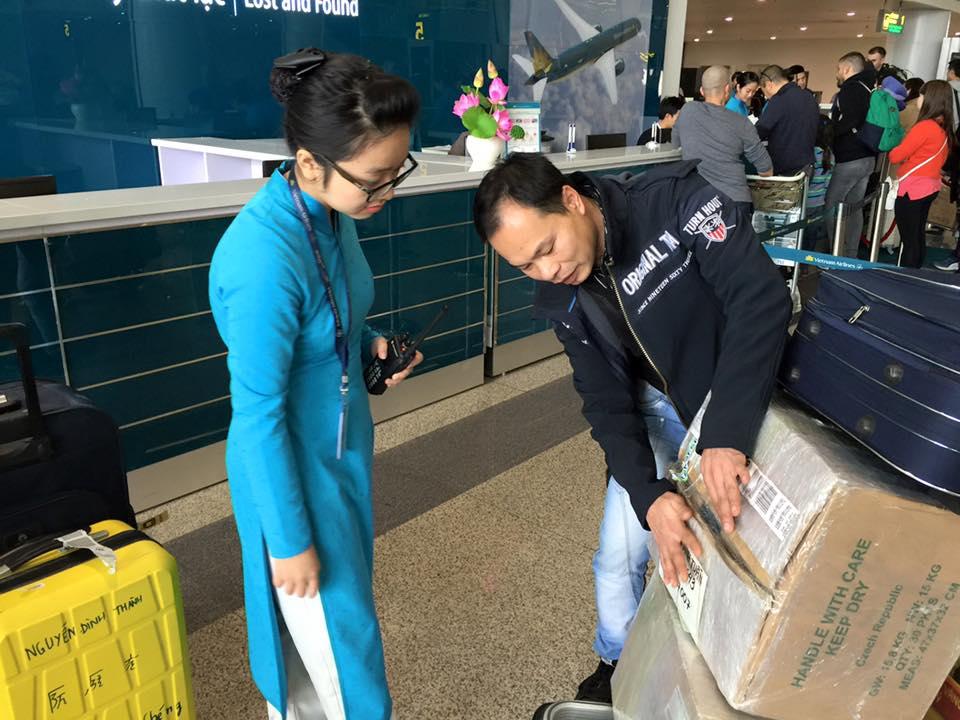 hành lý ký gửi vietnam airline