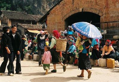 các điểm du lịch ở Hà Giang
