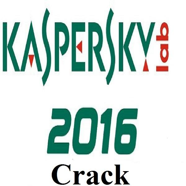 Kaspersky 2016 crack