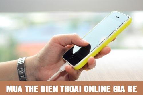 mua the dien thoai