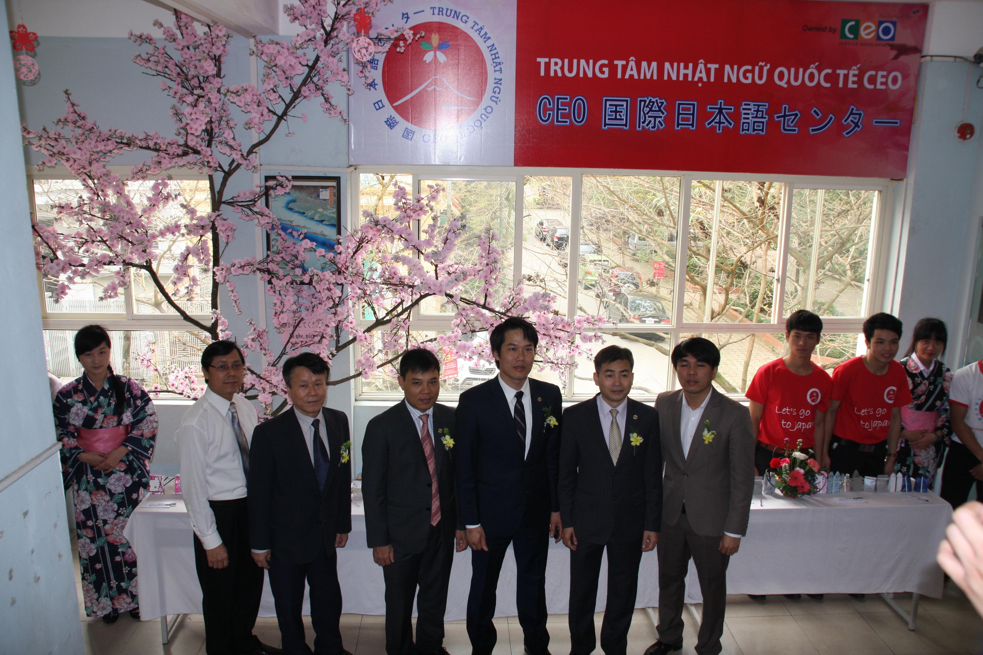 Việc làm tại Hà Nội lương cao phụ trách trung tâm Nhật Ngữ