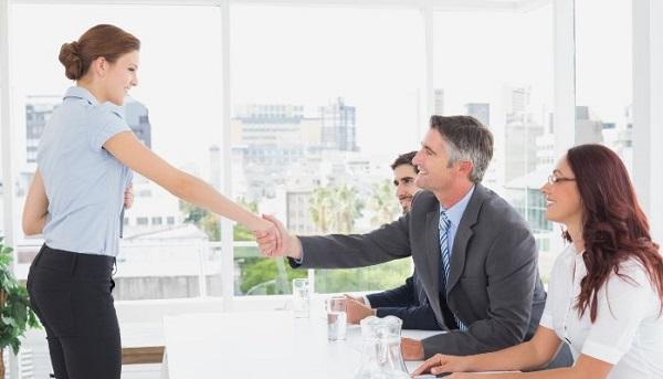 Cách tạo ấn tượng trong cuộc phỏng vấn xin việc