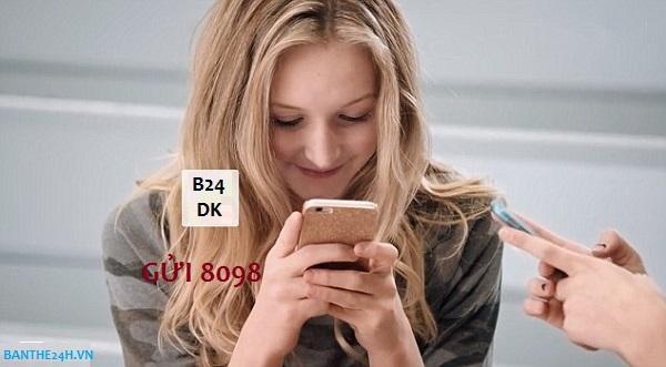 mua mã thẻ cào điện thoại bằng sms