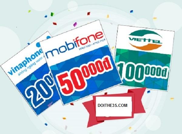 thẻ mobi 50k
