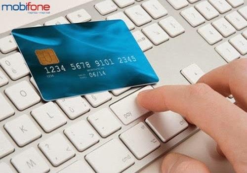 cách nạp tiền mobifone online