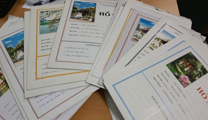 Sơ yếu lý lịch đóng vai trò quan trọng trong bộ hồ sơ xin việc
