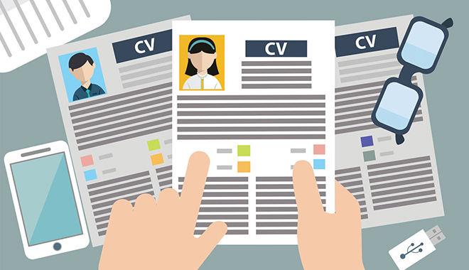 CV xin việc ấn tượng