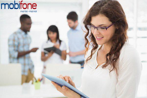 nạp thẻ điện thoại online Mobifone