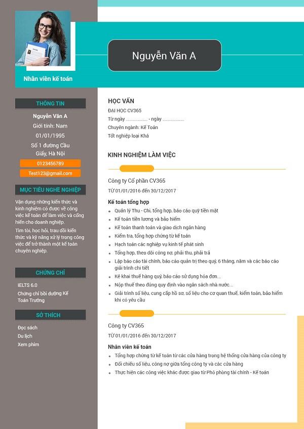 CV xin việc tại Timviec365.vn – sức hấp dẫn các nhà tuyển dụng lớn