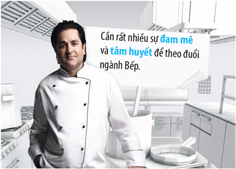 Việc làm nghề bếp