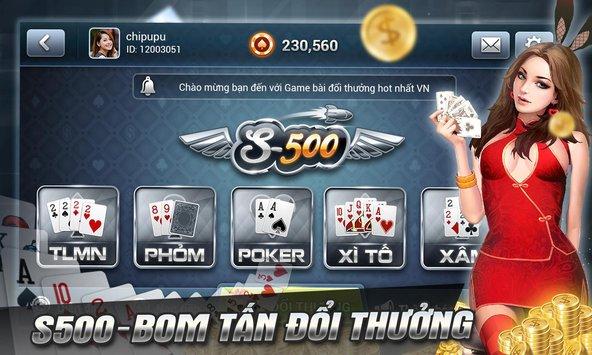 game đỏi thẻ cào s500