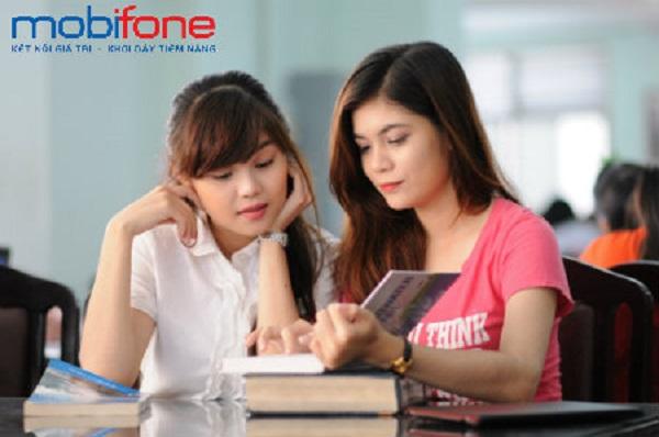 Đăng ký gói 4G 1 ngày cho sim sinh viên Mobifone