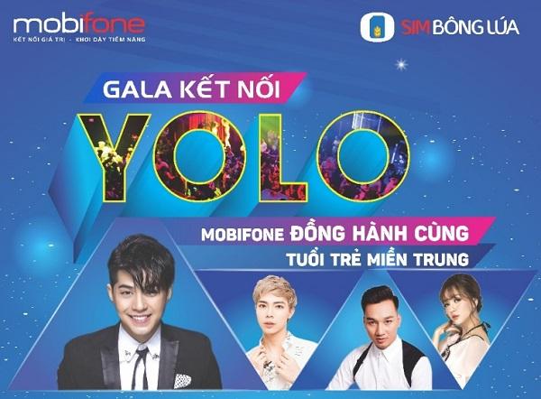 đăng ký gói YOLO Mobifone