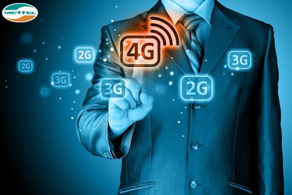 Những gói cước 4G viettel dành riêng cho thuê bao truy cập Facebook, Youtube  Viettel