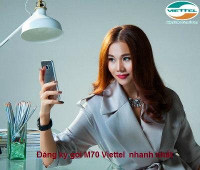 gói M70 Viettel