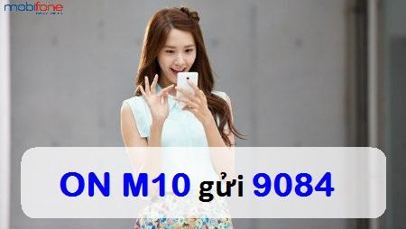 goi-cuoc-m10-mobifone