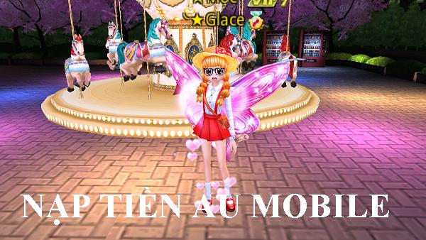 nạp tiền AU Mobile