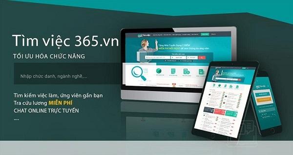 Ứng dụng tìm việc làm chất lượng cao dành cho người Việt