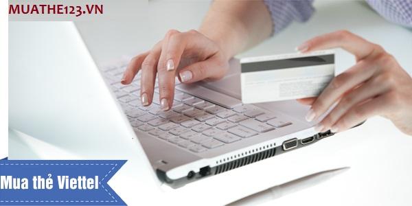 mua mã thẻ cào điện thoại viettel online