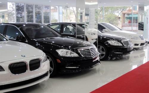 lương nhân viên kinh doanh ô tô