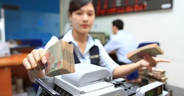 lương giao dịch viên ngân hàng