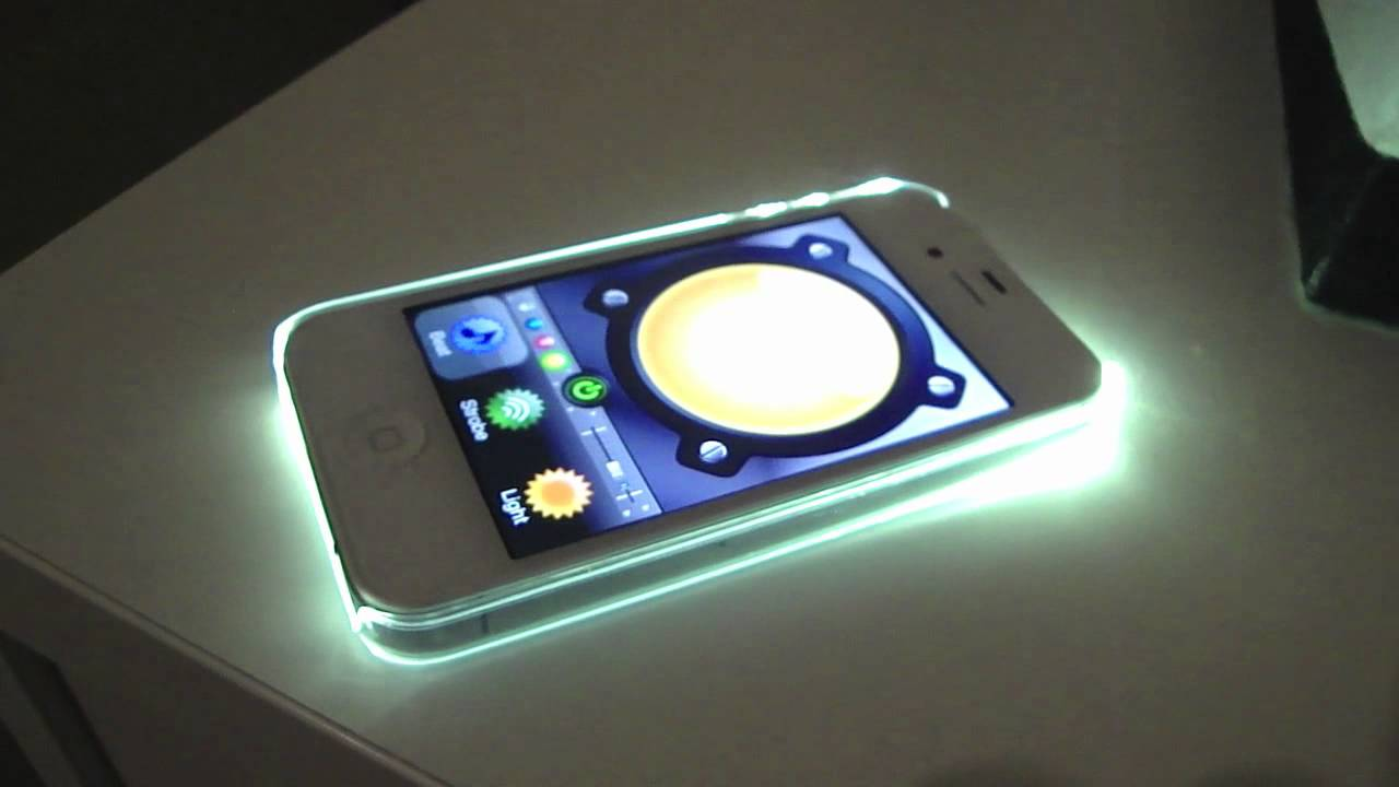 mẹo vặt Flash LED iphone