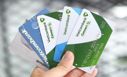 mua thẻ điện thoại qua ngân hàng Vietcombank