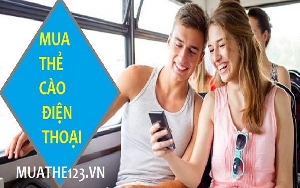 mua thẻ cào Vietnamobile 20k