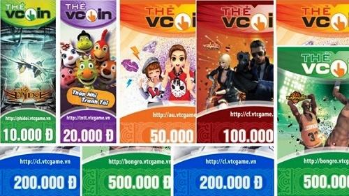 mua thẻ vcoin bằng sms mạng Vinaphone