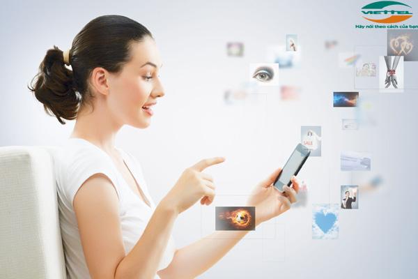 mua thẻ cào  Viettel bằng tin nhắn