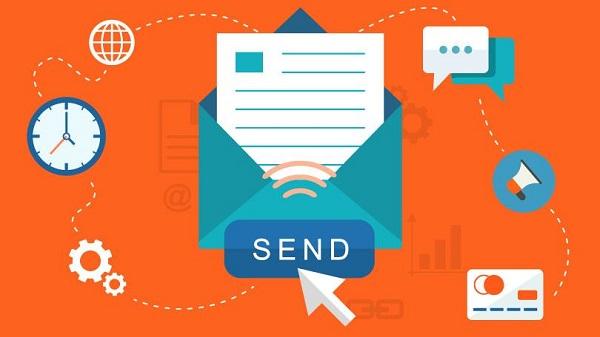 Nghệ thuật tiếp thị qua email và tìm kiếm vị trí việc làm mơ ước