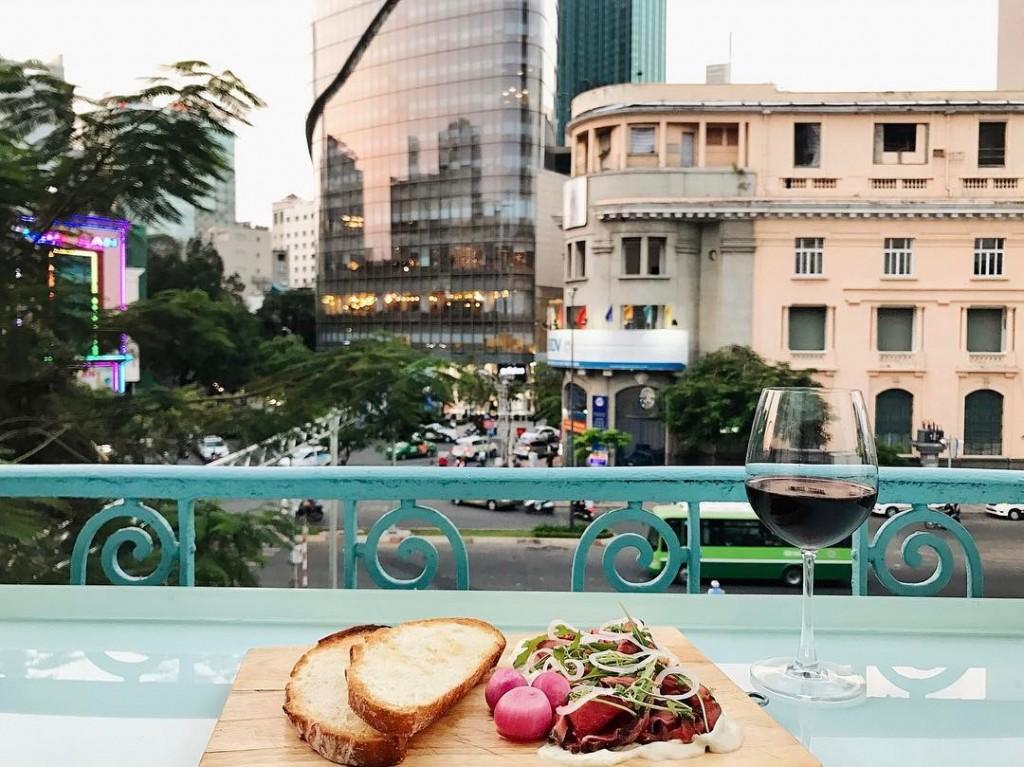 những quán cafe đẹp tại Huế