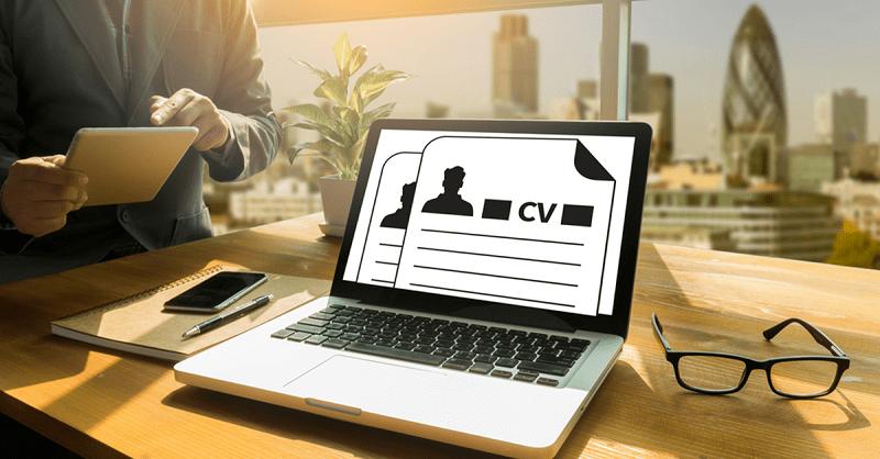 Những lỗi sai khi viết CV xin việc cần tránh