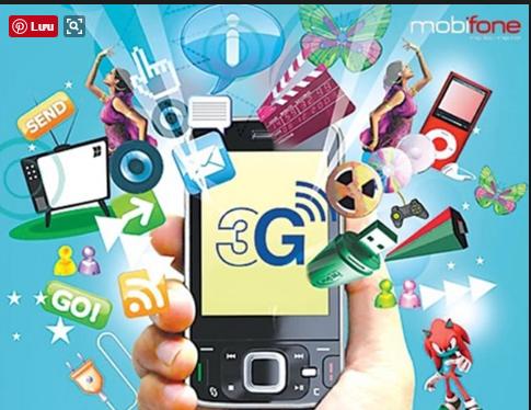 sim 3G Mobifone khuyến mãi 9GB