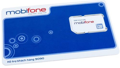Thông tin chi tiết về sim 3G Mobifone khuyến mãi 1.8GB
