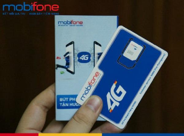 3 cách kiểm tra có phải sim 4G Mobifone hay không