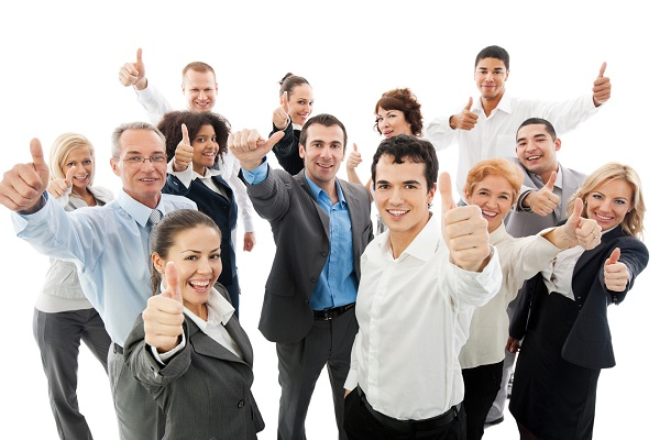 ứng viên thái độ tích cực trong săn việc làm
