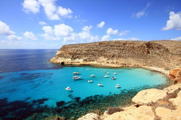 Thị trấn Lampedusa