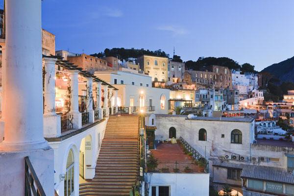 Thị trấn Capri