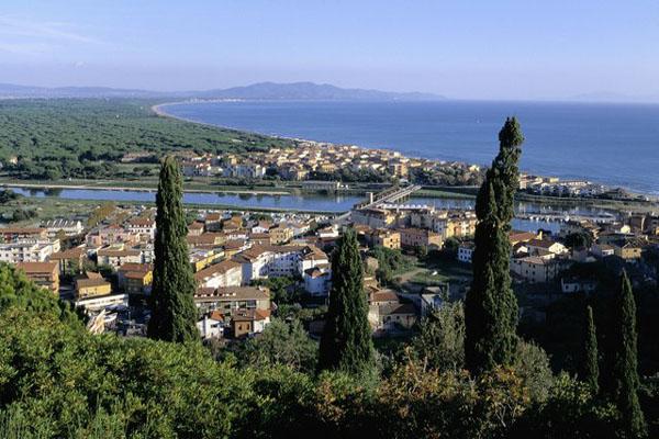Thị trấn Castiglione della Pescaia