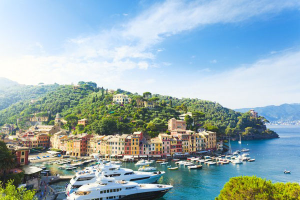Thị trấn Portofino