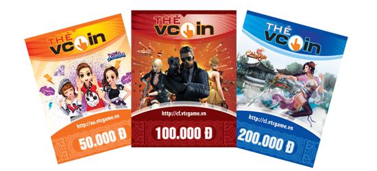 mua mã thẻ VTC bằng sms Vinaphone