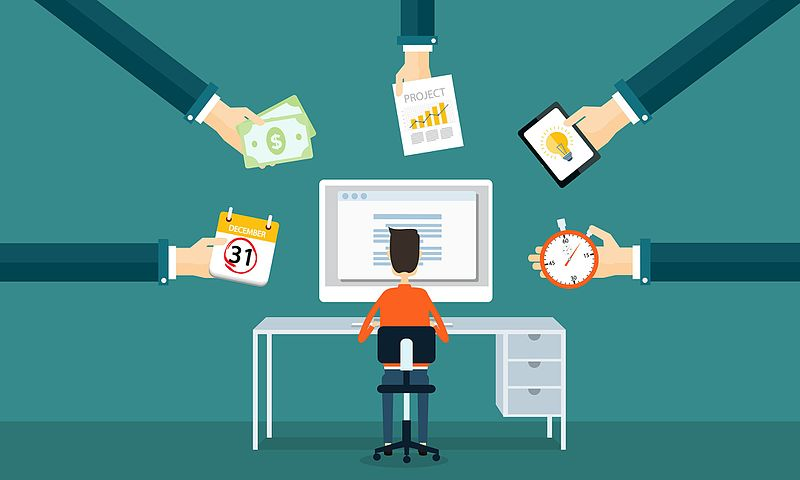 Cách sử dụng internet để tìm việc làm